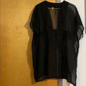 Beach cover up NWOT